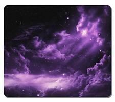 MOUSE MAT 71 SUN VIGOR High Quality Large Profound Purple Nebula Space Natural