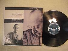Aaron Copland, Leo Smit, The Jazz Concerto / Samuel Barber, Louis Laufman Violin