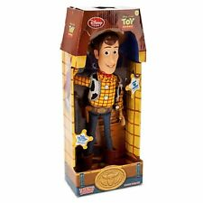 Toy Story Pull String Woody 16 Talking Figure, Action Doll, Disney NEW Free Ship