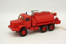 Parade 1/50 - Berliet GBC  Citerne Pompiers