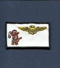 VMFA-142 VMA-142 FLYING GATORS USMC MARINE CORPS Squadron Name Tag Patch