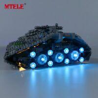 LED Light Up Kit For Star War First Order Star Destroyer LEGO 75190 Lighting Set