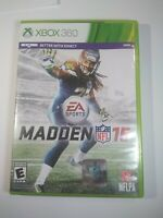 Madden NFL 15 (Microsoft Xbox 360, 2014) Tested No Manual