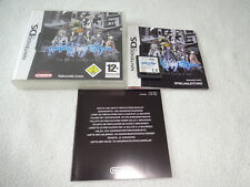 The World Ends With You Nintendo DS Jeu Complet Avec neuf dans sa boîte & Instructions