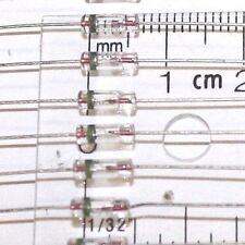 1N34A Germanium Signal Diodes Crystal Radio Detector Green Band 5 pieces