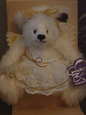 Annette Funicello Angel Mohair Bear Angie Baby #744 of 20,000! Nib!