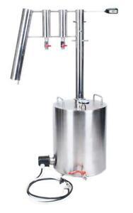 50 L Professional distiller STILL moonshine brew alcohol alambic ELECTRIC 3400 W
