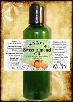 Pure Sweet Almond Oil_100ml - £3.49_BUY 2 GET 1 FREE