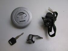 Honda CBR125R CBR125 R 2011 - 2017 Lock Set Ignition Tank Cap Seat Lock Key J8