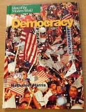 DEMOCRACY IDEAS OF THE MODERN WORLD Nathaniel Harris Book (Hardback)