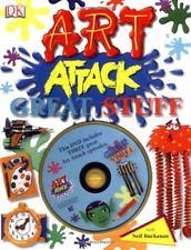 Art Attack Great Stuff: with DVD-Neil Buchanan