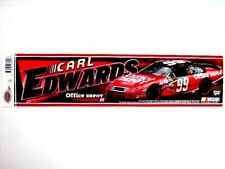 Carl Edwards #99 Office Depot Bumper Sticker/Strip (Nascar)