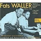 The Complete Recorded Works Volume 5 1938-1940, Fats Waller CD | 0788065904920 |