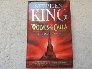 STEPHEN KING - WOLVES OF THE CALLA - 2003 - FIRST EDITION - HARDBACK BOOK EX