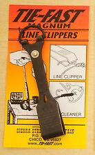 TIE-FAST LINE Clippers Magnum NERO OPACO Magnum LINE Clipper