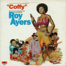 "ROY AYERS "" COFFY "" SEALED U.S. LP VINYL SOUL JAZZ R&B SOUNDTRACK O.S.T."