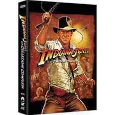 Dvd INDIANA JONES - Quadrilogia ** Collezione Completa - (Box 5 Dischi) **..NEW