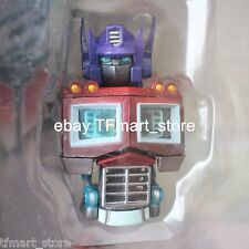 Transformers K-T Mini-Bust Sculpture Optimus Prime Rumble Frenzy Devastator MIB