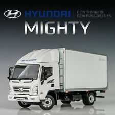 HYUNDAI MIGHTY 1:32 DIECAST CARGO BOX VAN DELIVERY TRUCK DIECAST MODEL CAR