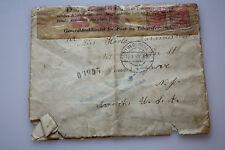 Dinamarca Fredericia en EE. UU. New York-WWII - 17.01.1942 - con adición de correos