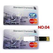 CARTE DE CREDIT USB 16 GB / CLE USB / USB / CADEAU HOMME / CADEAU FEMME