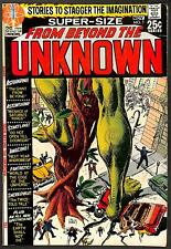From Beyond The Unknown #7 FN+