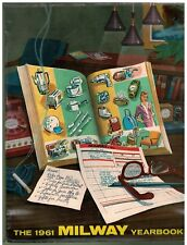 1961 Milway Year Book ( Catalog ) wholesale coded catalog for department store