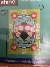 "New listing Small Ladybug Garden Flag 12.5"" X 18"" New"