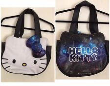 99caf36f0952 Loungefly Hello Kitty Space Galaxy Tote Bag 2014 Intergalatic Stars Geek  Nerd HK
