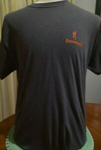 Browning Texas T Shirt Large 42 Chest
