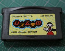 Nintendo Gameboy Advance Rhythm Tengoku Heaven Japan GBA