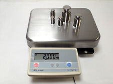 Aampd Fg Series Platform Scale Fg 30kbm 30kg 60lbs Lcd With Power Adapter Tested