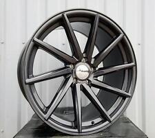NEW 20 inch rims for BMW F10 F12 F13 F06 F30 E60 E61 Vossen style wheels 5x120