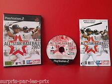 JUEGO PLAYSTATION 2 - PS2 - TODA LA ESTRELLA BASEBALL 2002