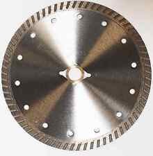 7-inch Dry or Wet Turbo Saw Blade with 5/8-inch Arbor for Masonry