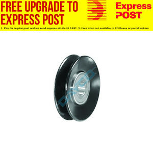 Tensioner Pulley A/C For Nissan Patrol Feb 1988 - Oct 1991, 4.2L, 6 cyl, 12V, OH