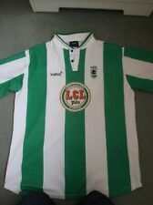 Blyth Spartans FC Home Shirt 2000/01? Adult Large size