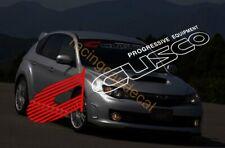 "36""Cusco Sun Strip Visor Windshield Decal Sticker for rx8 s2000 accord r integra"