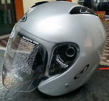 CASCO JET VEMAR HALLEY TG. M IN FIBRA MOTORCYCLE SCOOTER HELMET