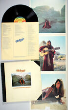 Melanie - Stoneground Words (1972) Vinyl LP + Photos • Safka, My Rainbow Race