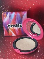 MAC Trolls Beauty Powder Highlighter Blush Glow Rida 0.35 oz. Full Size, NIB
