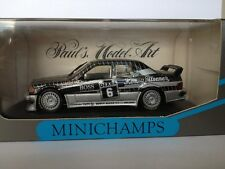 MINICHAMPS 1:43 Mercedes 190 E EVO AMG Pilsener Thiim 3001
