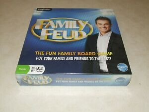 Family Feud Game The Fun Family Board Game - Imagination - New