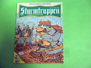 Sturmtruppen n4 Mensile eroi della patrien Bonvi