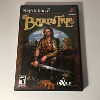 Bard's Tale (Sony PlayStation 2, 2004) *Complete*