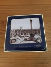 The Francis Frith Collection Set of 6 Coasters LONDON SCENE BOXED SEALED NEW