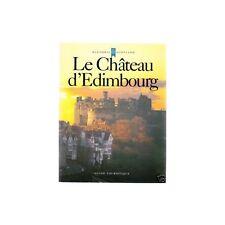 LE CHATEAU D'EDIMBOURG guide touristique illustré PHOTO