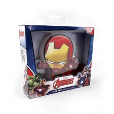3D FX Deco LED Night Light Avengers Iron Man Wall Home Decoration Gifts NEW