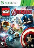 LEGO Marvel's Avengers (Microsoft Xbox 360, 2016) NEW