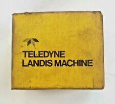 Teledyne Landis Machine Treading Equipment 4 12